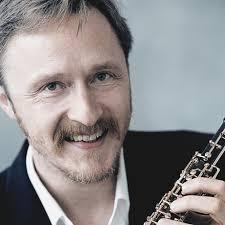 Albrecht Mayer oboist