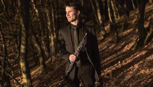 Daniel Rodriguez agundez oboista