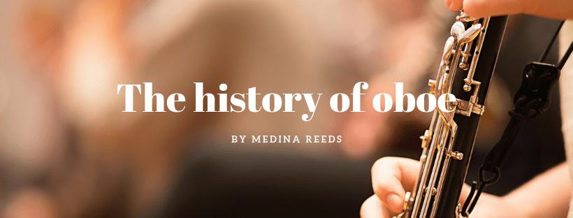Historia del oboe