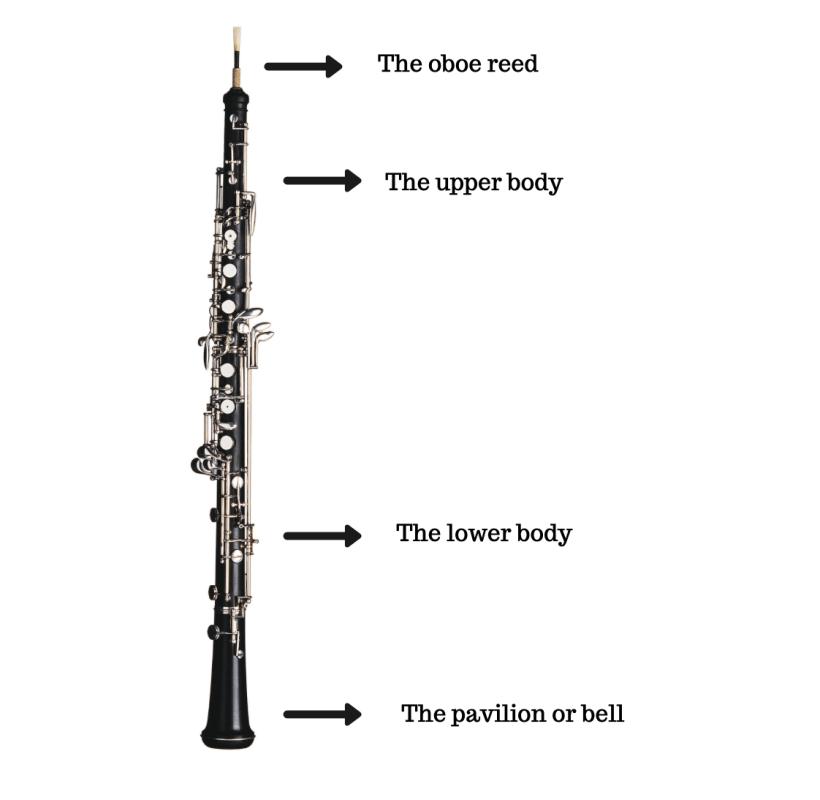 Oboe parts