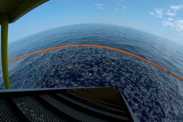 The Ocean Cleanup g