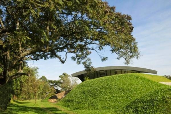 Colección de fotos de arquitectura sostenible ab