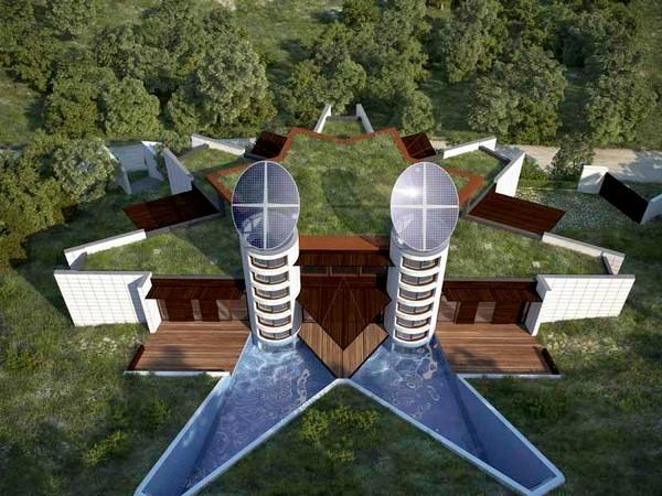Colección de fotos de arquitectura sostenible an