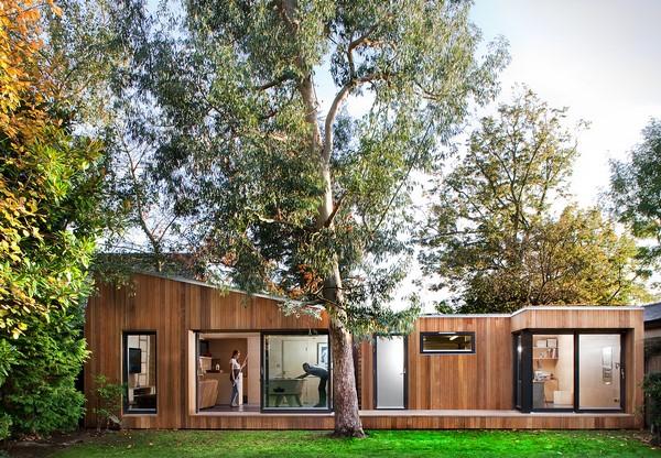 Colección de fotos de arquitectura sostenible h