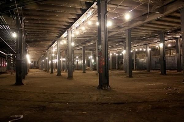 The Lowline y su concepto de parques subterráneos b