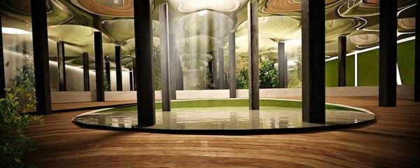 The Lowline y su concepto de parques subterráneos c