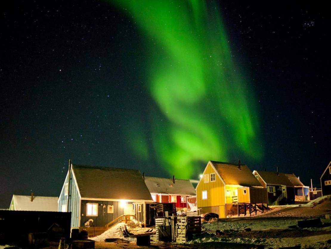 Aurora boreal aw