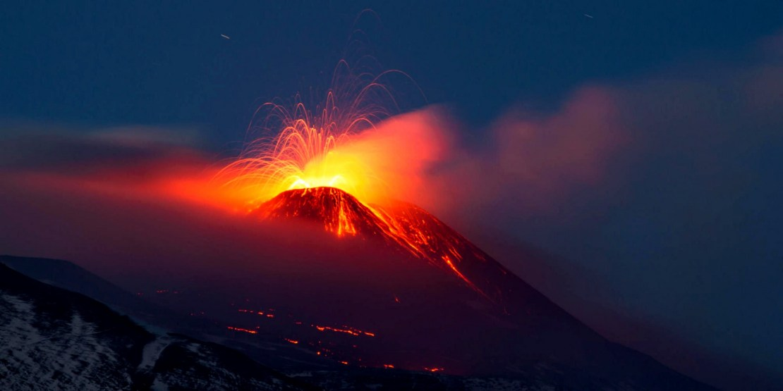 Volcanes af