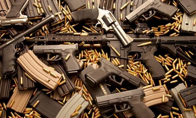 Clasificación de las armas reglamentadas