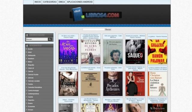 Libros4.com