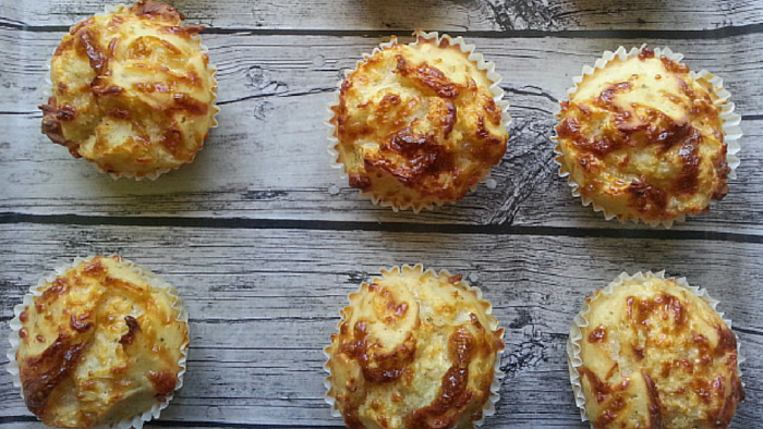 muffins queso def