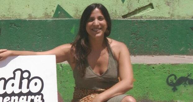 Candela Rossi Campos es vicepresidenta de la URCM y socia de radio Almenara.