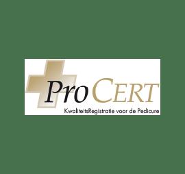 ProCert - KwaliteitsRegistratie voor de Pedicure.