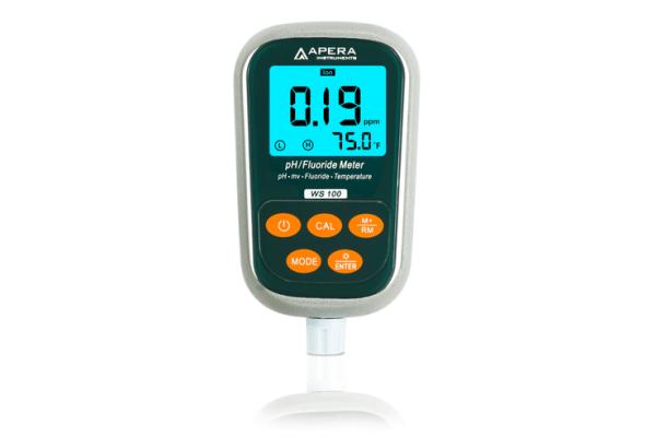 Medidor de fluoruro Apera Instruments