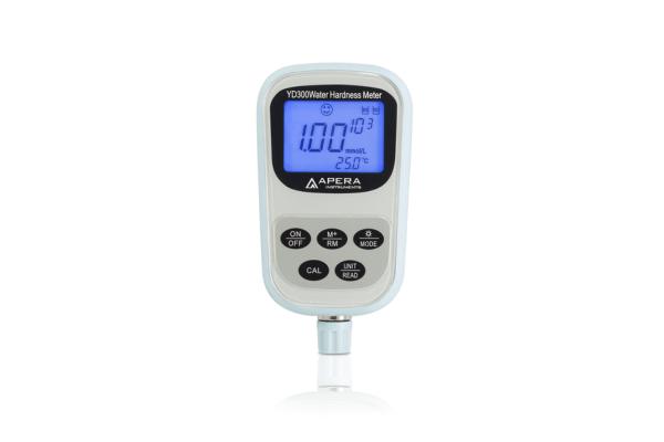 Medidor de dureza de agua Apera Instruments