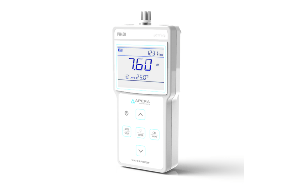 Medidor de pH portátil PH400 Apera Instruments