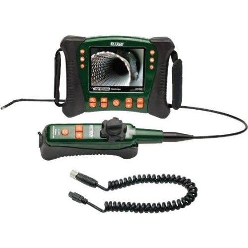 Kit de videoscopio HD (de alta definición) con aparato inalámbrico/sonda articulada