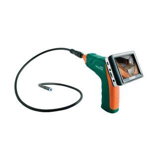 Cámara de inspección inalámbrica/boroscopio con video