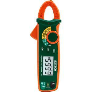 Pinza amperimétrica de CA/CC