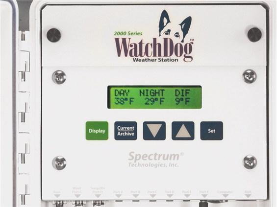 Estación meteorológica WatchDog 2550