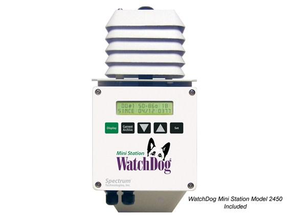 WatchDog estación de Enfermedades Serie 2000