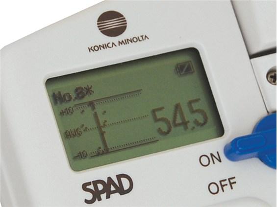 SPAD 502 Plus Medidor de Clorofila