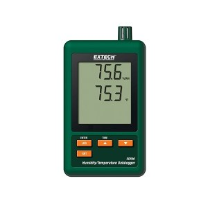 Registrador de datos para temperatura/humedad