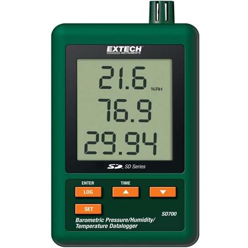 Registrador de datos de presión barométrica/humedad/temperatura