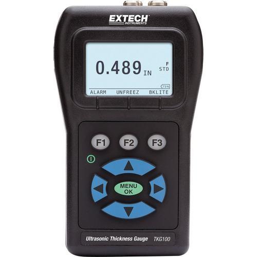 Medidor de espesor ultrasónico digital