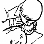 Infant casualty CPR