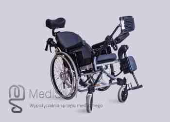 wózek inwalidzki specjalistyczny