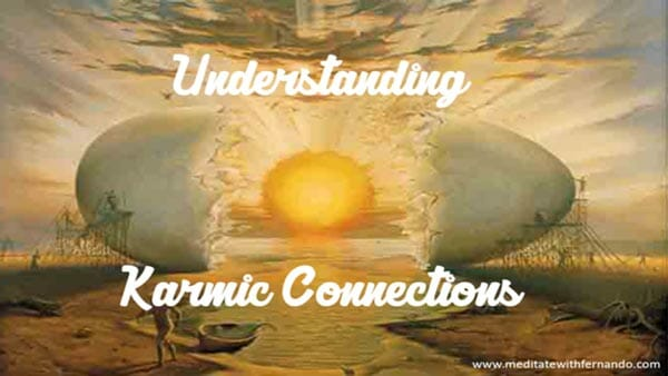 Karmic Connections may be very powerful.