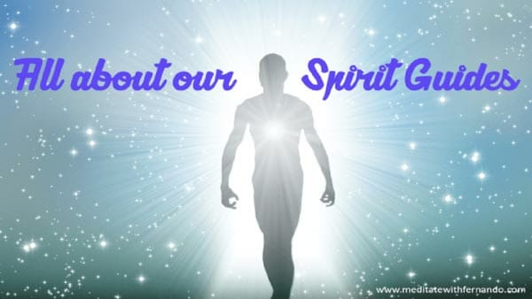 We all have spirit guides with us!