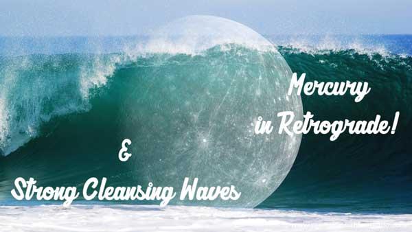 Mercury is going retrograde!