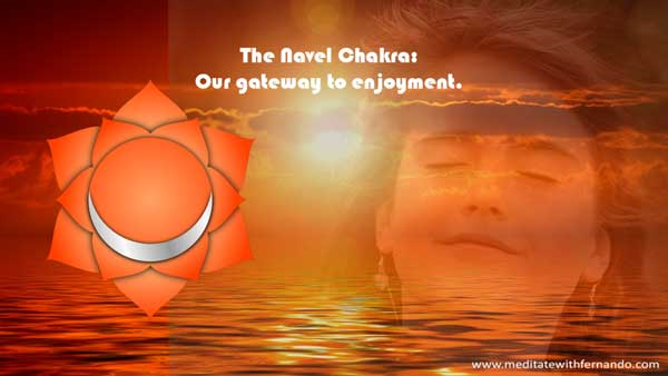 Empower your Navel Chakra.