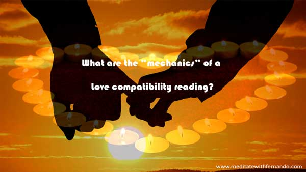 A love compatibility reading brings a lot of guidance.