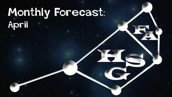 April Forecast.