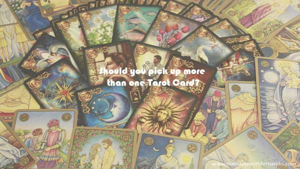 Tarot Cards bring a lot of wisdom.