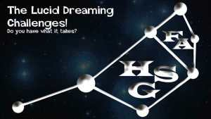 The Lucid Dreaming Challenge.