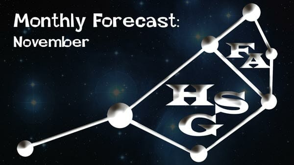 November Forecast.