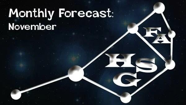 November Forecast 2017.