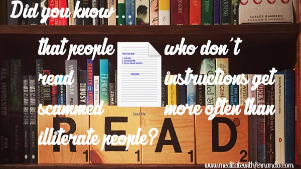 Reading helps succeed in life, promotes communication.