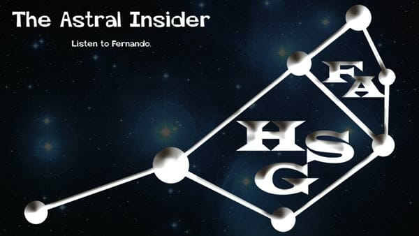 The Astral Insider.