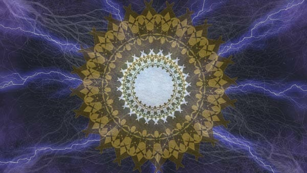 Eighth Chakra Activation.