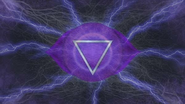 Third eye Chakra Activation.