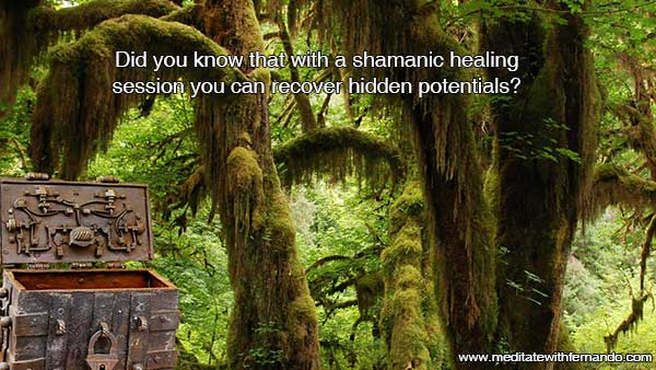 Shamanic Healing will unlock many of your inner secrets.