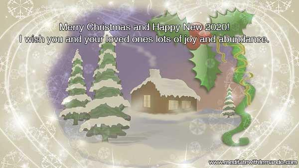 News 23: Merry Christmas!