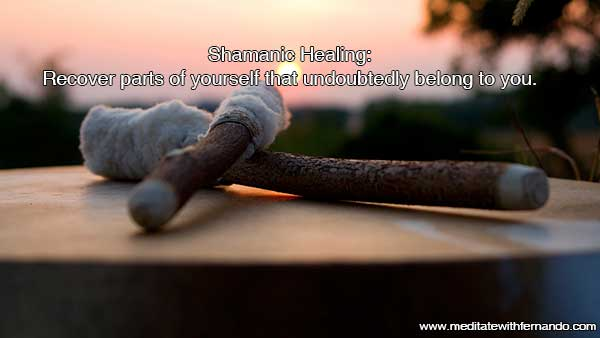 Shamanic healing is what you might need.