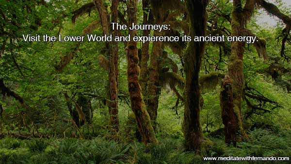 """Visit the Lower World with """"The Journeys."""""""
