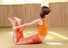 Упражнения для ленивого желудка